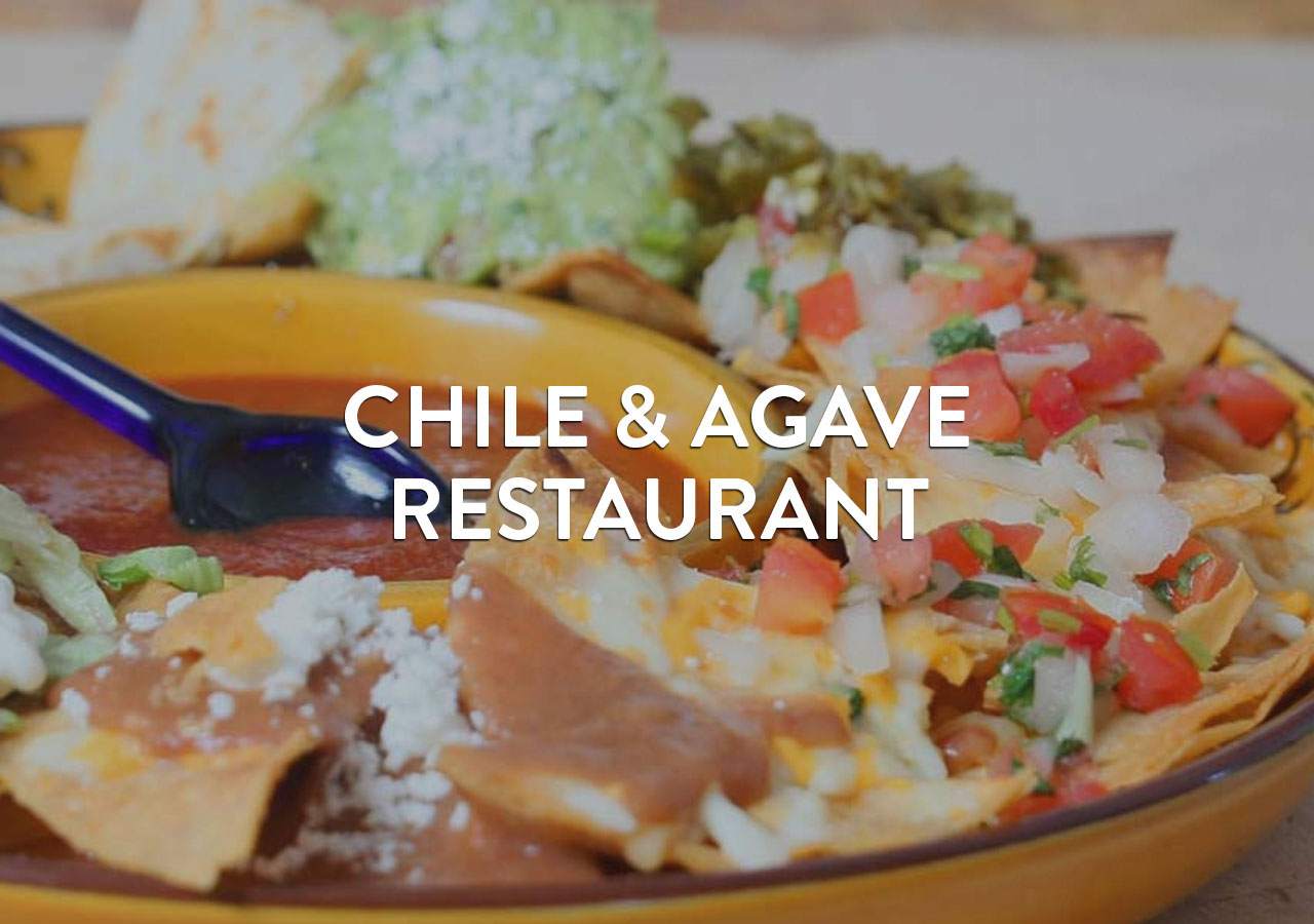 Chile and Agave
